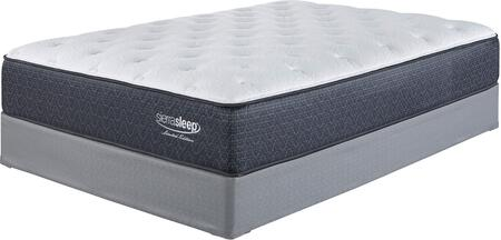 Milo Italia MF110210Q Marcella Plush Queen Mattress Sets