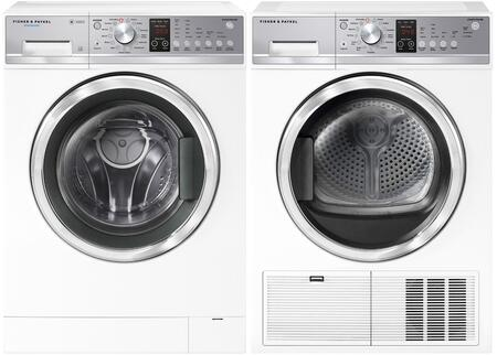 Fisher Paykel 852011 Washer and Dryer Combos