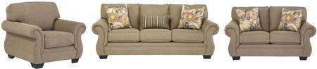 Milo Italia MI8155SLCBARL Karlie Living Room Sets