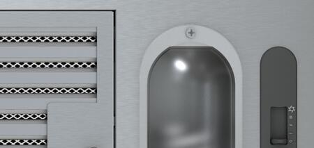 "Zephyr AK90XXAS-ES XX"" Essentials Power Series Vortex ES Cabinet Insert Hood with 290 CFM, 3 Speed Slide Controls, 3.5 Sones and Energy Star Qualified, in Stainless Steel"