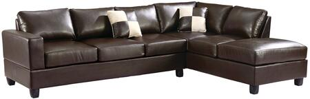Glory Furniture G305BSC G300 Series Stationary Sofa