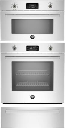 Bertazzoni 708198 Professional Kitchen Appliance Packages