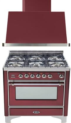 Ilve 720023 Kitchen Appliance Packages
