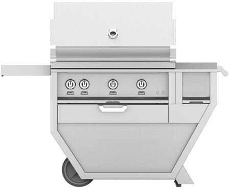 54 in. Deluxe Grill with Worktop   Steeletto