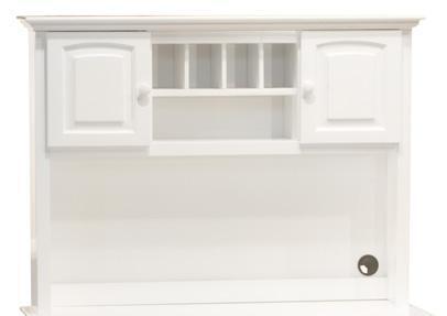 Atlantic Furniture C69812 Windsor Series  Desk