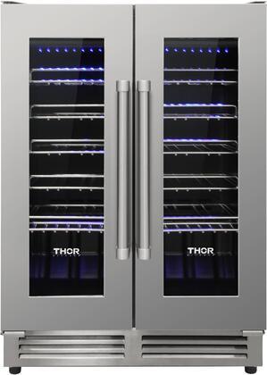 Thor Kitchen TWC2402 Dual Zone Wine Cooler