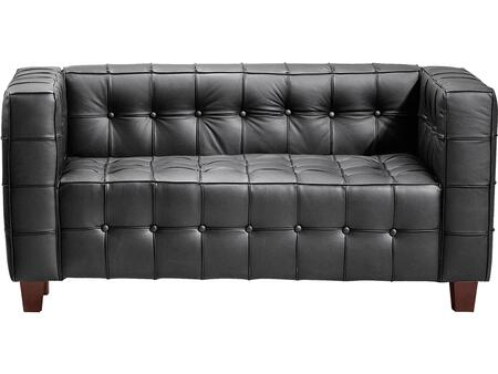 Zuo 900210 Button Series  Sofa