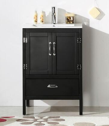 Legion Furniture WH5624BKIT Sink Vanities
