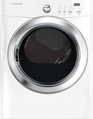 Precision Dry Frigidaire Electric Dryer, Frigidaire FFQE5100PW