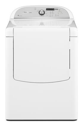 Whirlpool WGD7300XW Gas Cabrio Series Gas Dryer