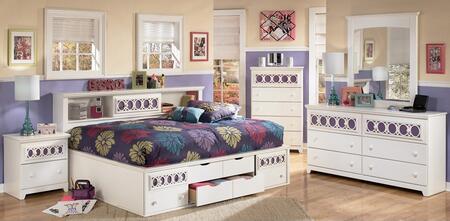 Milo Italia BR205TBSBDMN Mendoza Twin Bedroom Sets