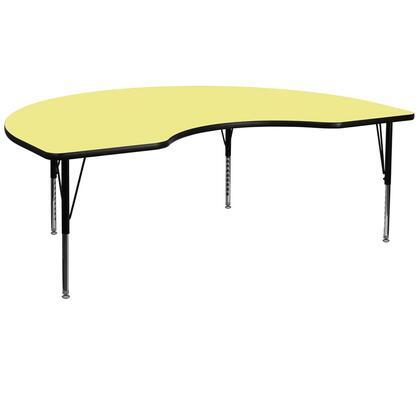 Flash Furniture XUA4872KIDNYYELTPGG