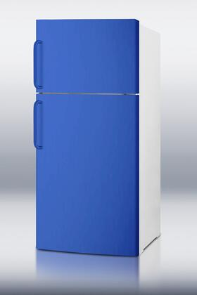 Summit FF1620WCUSTOM  Refrigerator with 15.8 cu. ft. Capacity in Panel Ready