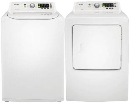 Haier HI2PCTL27EWKIT3 Washer and Dryer Combos