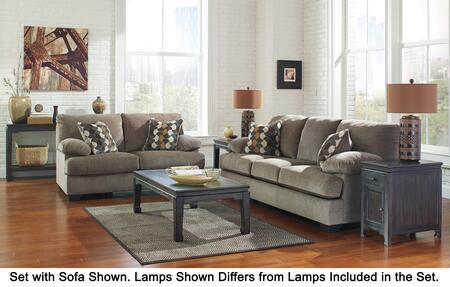 Benchcraft 20400QSSLCTSTETCETR2L Kenzel Living Room Sets