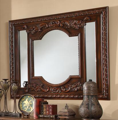 Homey Design HD430M  Rectangular Landscape Wall Mirror