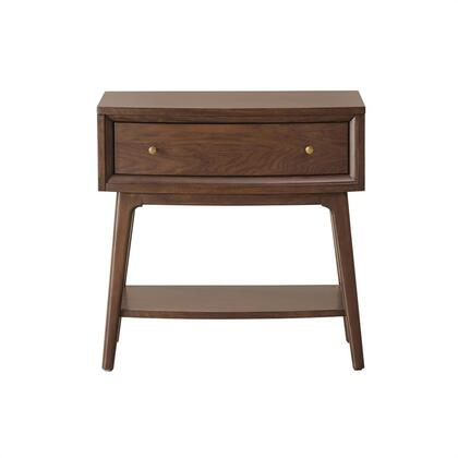 Pulaski 403142 Modern Harmony Series Square Wood Night Stand