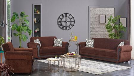 Empire Furniture USA Sunrise 3 PC Set