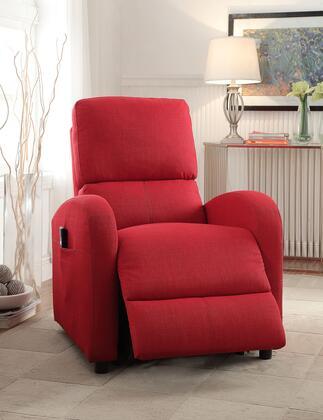 Acme Furniture 59345 Croria Series Fabric  Recliners