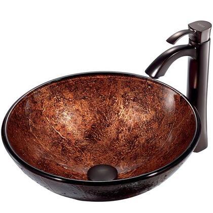 Vigo VGT198 Oil Rubbed Bronze Bath Sink