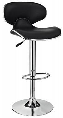 Powell 171890  Faux Leather Upholstered Bar Stool