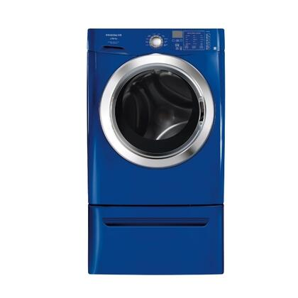 """Frigidaire FAFS4473L Affinity Series 27"""" Front-Load Washer with 3.81 cu. ft. Capacity, 13 Wash Cycles, Ready Steam, SilentDesign and NSF Certified,"""