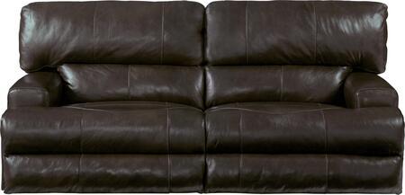 Catnapper 764581128309308309 Wembley Series  Leather Sofa