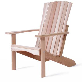 All Things Cedar AT22U  Aidrondack Chair