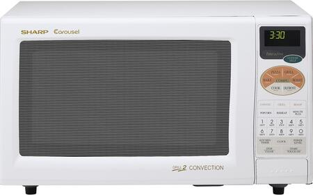 Sharp R820BW Countertop Microwave