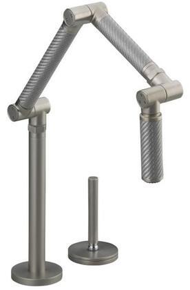 Kohler K-6227- Karbon Articulating Kitchen Faucet: