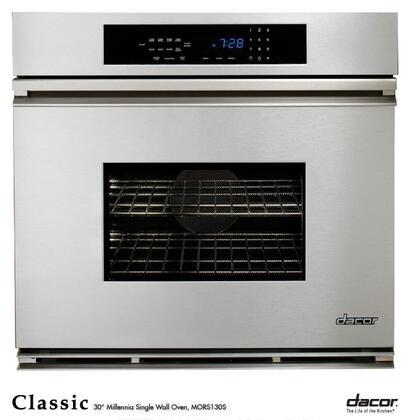 """Dacor MORS127S 27"""" Single Wall Oven"""