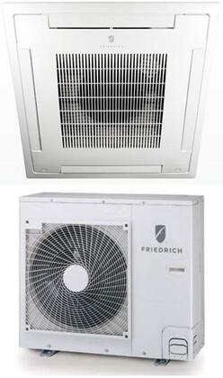 Friedrich CxYJ Ceiling Cassette Single Zone Mini Split System with