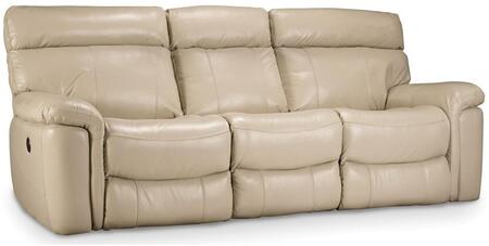 Gray Motion Sofa Shown in Taupe