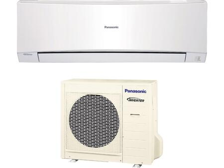 Panasonic S9NKUA Wall Mounted Air Conditioner Cooling Area,