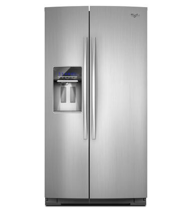 Whirlpool GSC25C6EYY Freestanding Side by Side Refrigerator |Appliances Connection