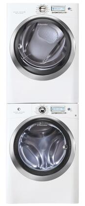Electrolux ELE3PCFL27ESTCKWKIT2 Wave-Touch Washer and Dryer