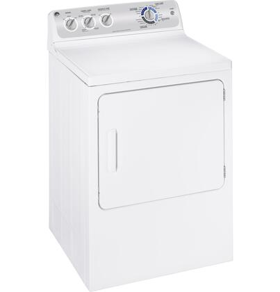GE GRDN510GMWS  Gas Dryer, in White