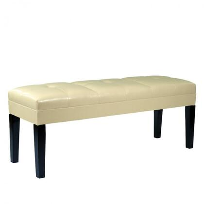 Cream Howard Bench