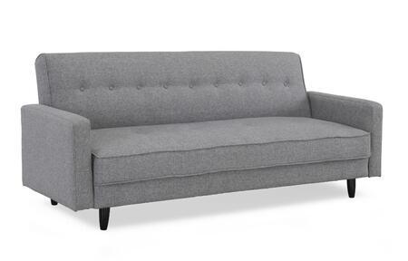 Lifestyle Solutions SCVLRAHSET Valerie Series Convertible Fabric Sofa