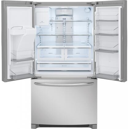 Frigidaire Fghb2868tf 36 Inch Gallery Series Stainless Steel French