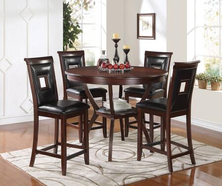 Acme Furniture 71605T4BC Oswell Bar Table Sets