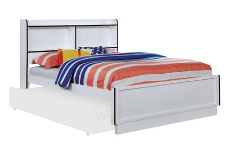 Furniture of America CM7852BLFBED Bobbi Series  Full Size Bed
