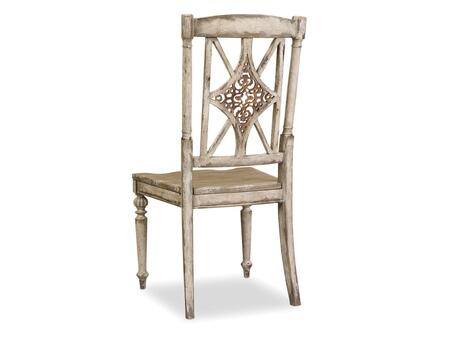 Chatelet Fretback Side Chair Image 1