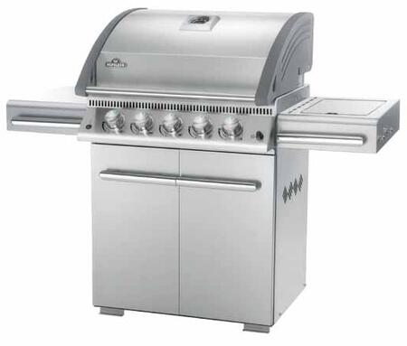Napoleon L485RSBPSS All Refrigerator Grill, in Stainless Steel