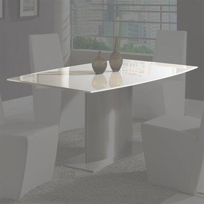 Chintaly CYNTHIA-DT Cynthia Collection X Marble Top Dining Table