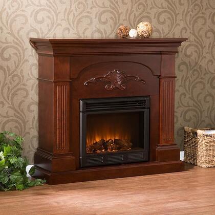Southern Enterprises FA9277E Sicilian Series  Electric Fireplace |Appliances Connection