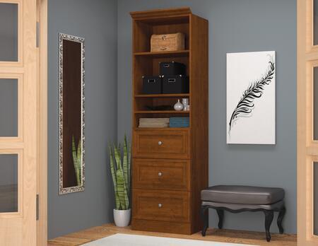 Bestar Furniture 40871 Versatile by Bestar 25'' Storage Unit