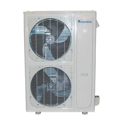 Picture of KSIL048H216OC Light Commercial Series Single Zone Outdoor Heat Pump Unit with 48 000 Btu/h Cooling and Heating Capacity R410A Refrigerant 64 dB(A) S
