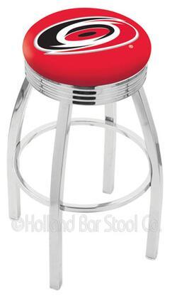 Holland Bar Stool L8C3C30CARHUR Residential Vinyl Upholstered Bar Stool