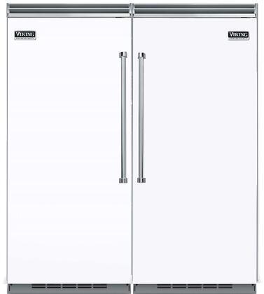 Viking 736373 5 Side-By-Side Refrigerators